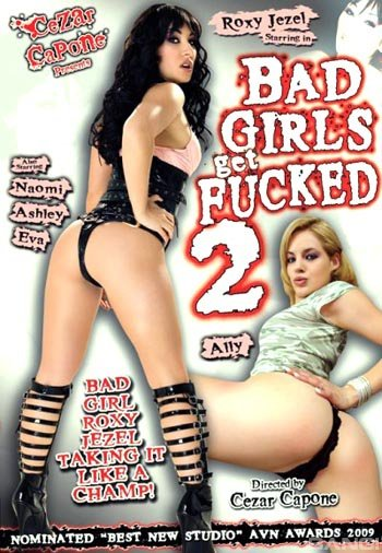 Excellent Bad girls fucked porn opinion, this