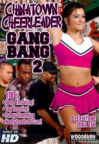Gang bang cheerleader pussy