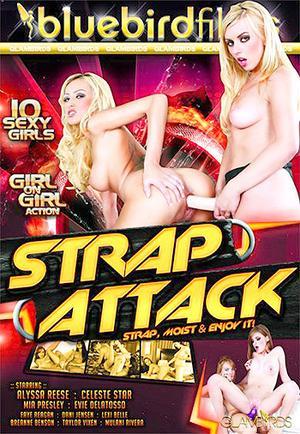 Black Lesbian Strap Orgy