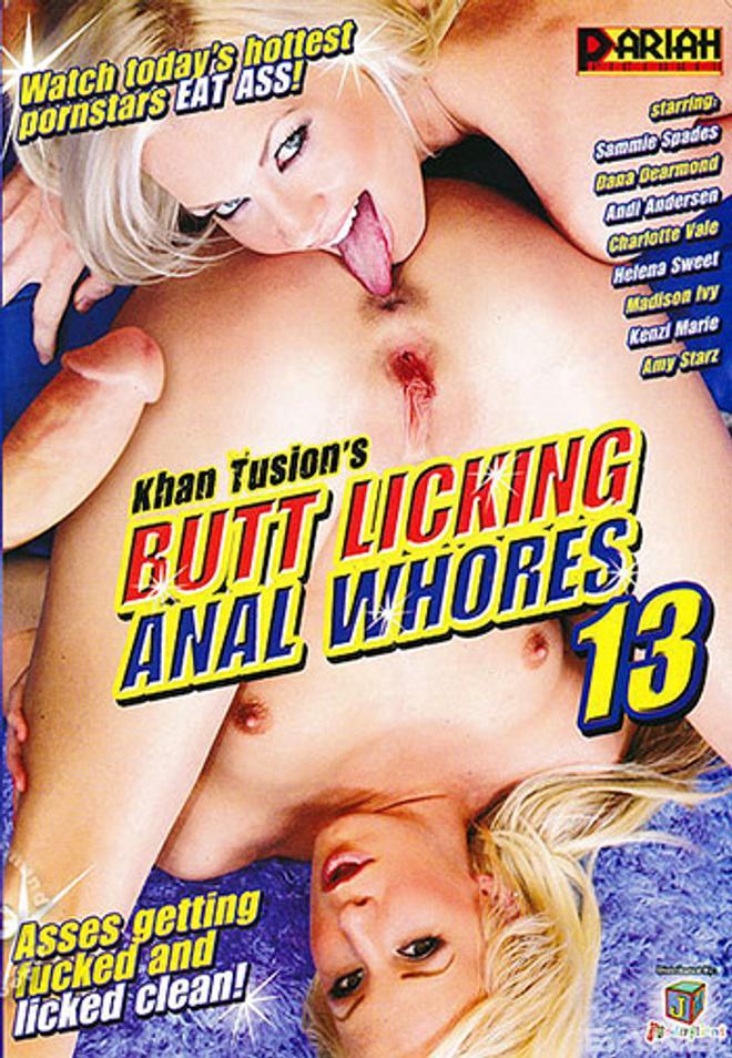 Sexy Lesbian Anal Licking
