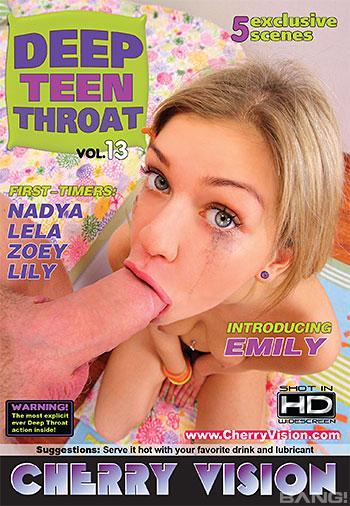 Deep Teen Throat 13
