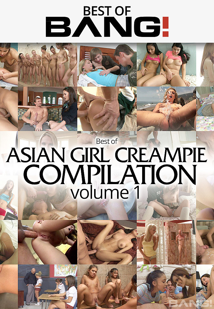 Asian girls getting creampied matchless theme