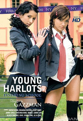 young harlots gang bang