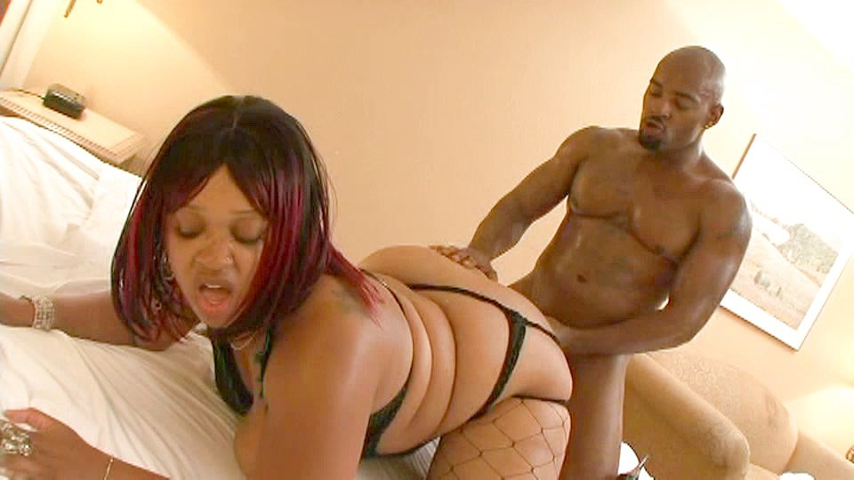 Was and fucked kima ebony getting raw ass fat can not