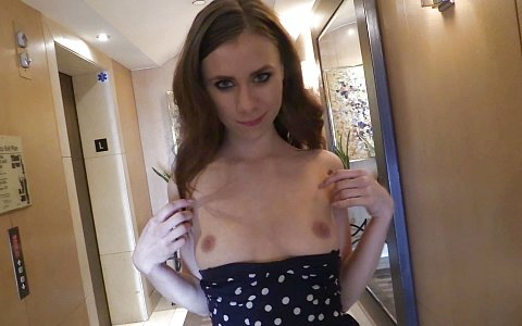 Anya Does Porn For The First Time In A Bang Real Teens Video