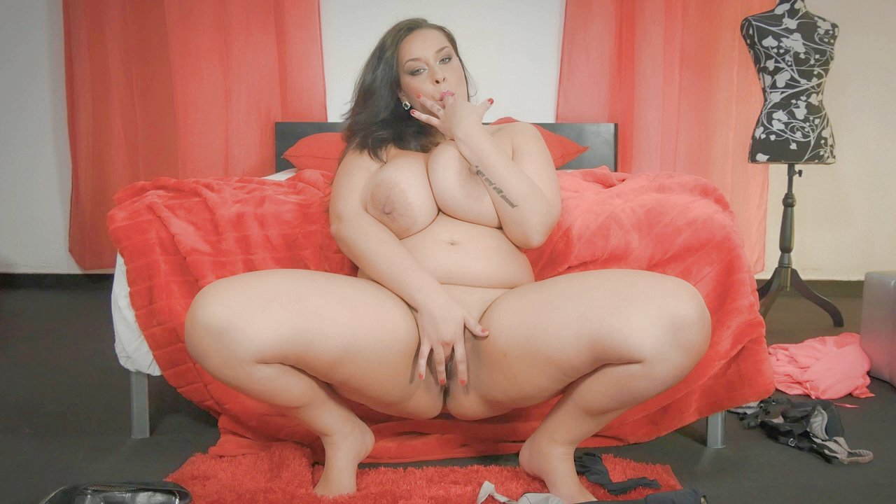 Anastasia Lux Strip anastasia lux is a big beautiful woman with a super sweet