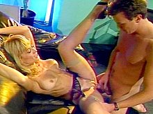 Vintage porn star Nina Hartley on this porn movie