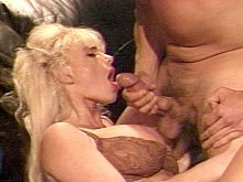 Taylor Wane takes cum on her big tits